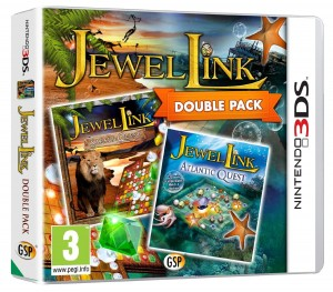 Jewel Link Double Pack - Safari Quest and Atlantic Quest